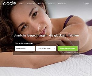 C-Date.de Screenshot
