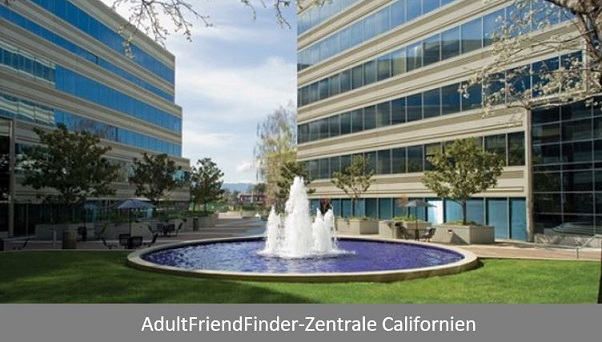 AdultFriendFinder.com Zentrale in Californien