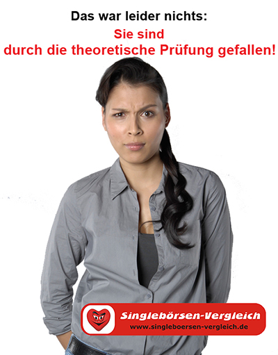 Singlebörsen-Führerschein