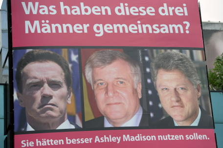 Ashley Madison Deutschland Pressekampagne Horst Seehofer