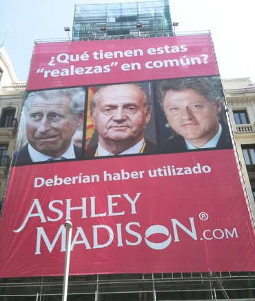 Ashley Madison Deutschland Pressekampagne Juan Carlos