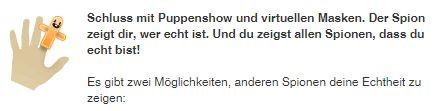Bayern-Spion.de: Fakes