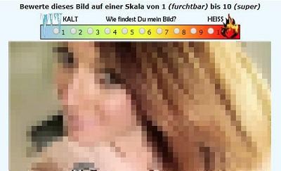 Die BodyVoten.de-Bewertungsskala von 1 bis 10.