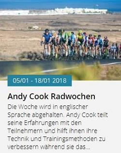Club LaSanta Radwochen für Singleurlaube