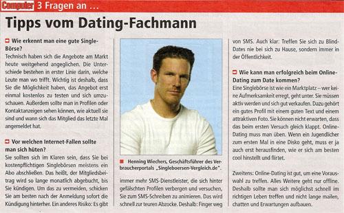 tipps vom dating-fachmann