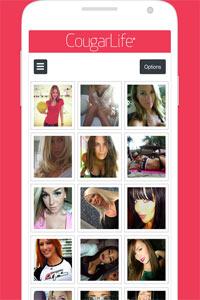 Cougarlife mobil mit App für iOS und Android