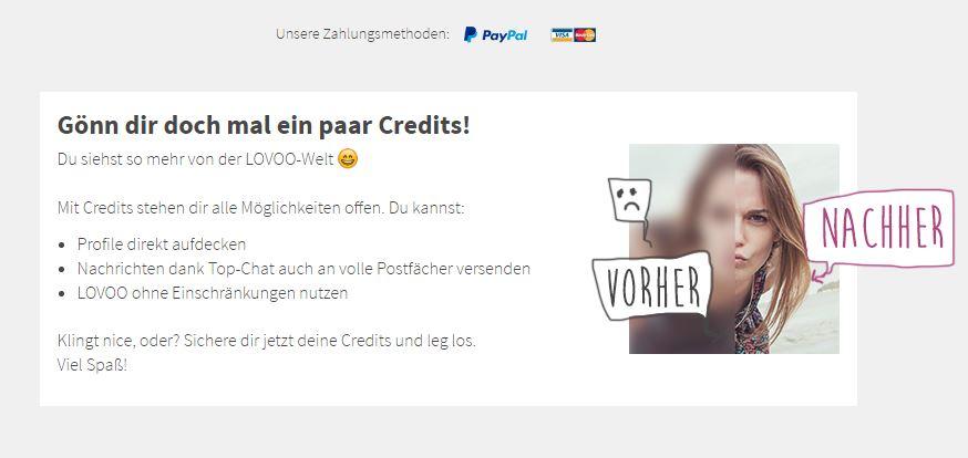 Lovoo Credits