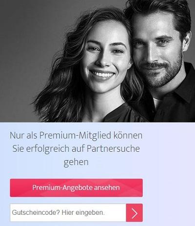 ElitePartner Gutschein Code eingeben