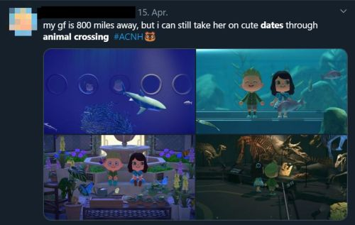 Animal Crossing long distance
