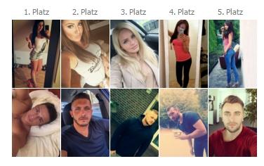 Sexy Profile auf ktosexy.de