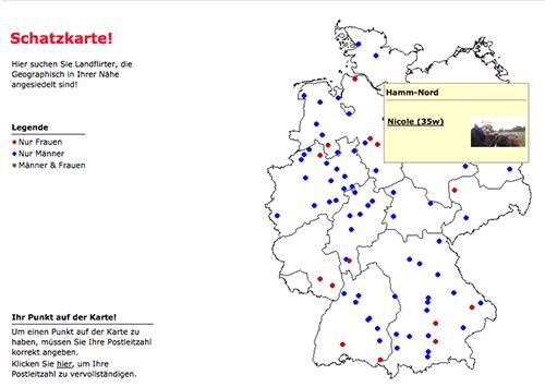 """""""Landflirt.de"""