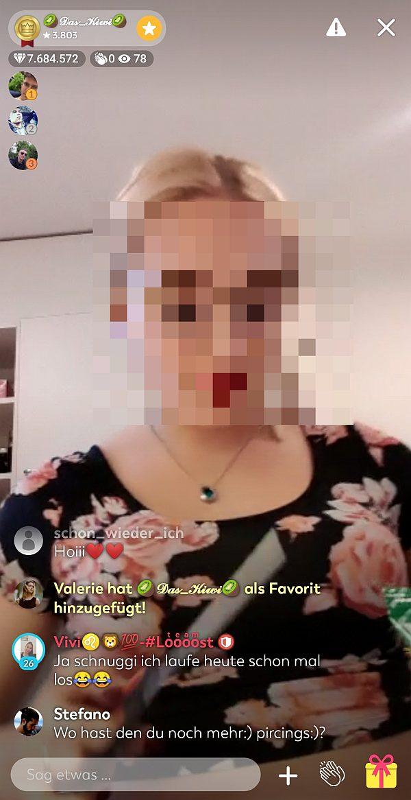 Fake profil verifizieren lovoo Lovoo Profil