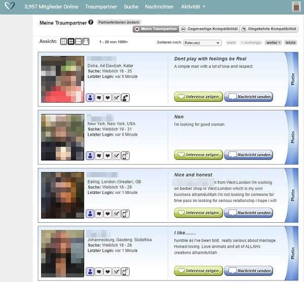 Muslima.com Profile