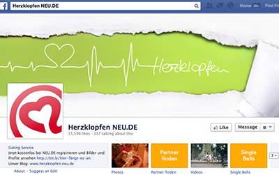 Neu.de auf Facebook