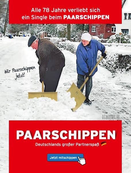 Parship-Parodie: Wir paarshippen jetzt.