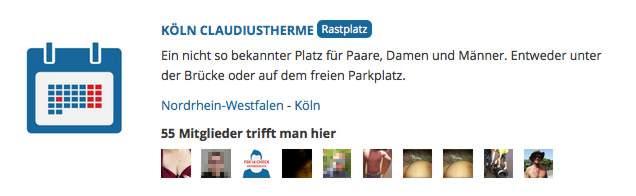 Mitgliedertreff bei Poppen.de