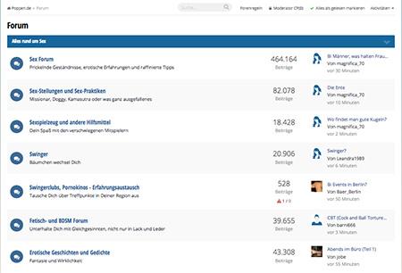 poppen am see footjob forum