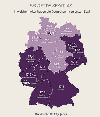 secret.de - Sexatlas Deutschland