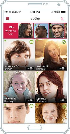 Single.de App