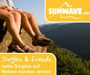 SUNWAVE Singlereisen - nette Singles kennenlernen