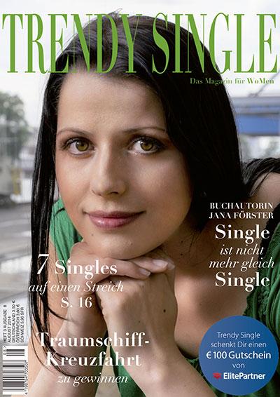 Trendy Single Magazin August