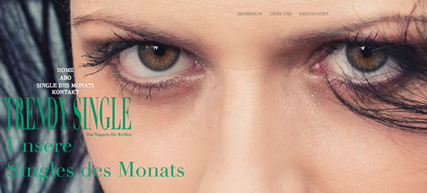 Trendy Single Onlinemagazin