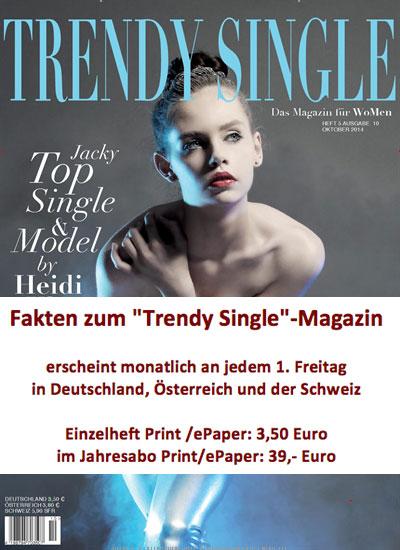 Trendy Single Magazin Oktober