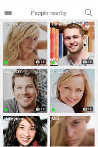 Victoria Milan mobil mit App für Android