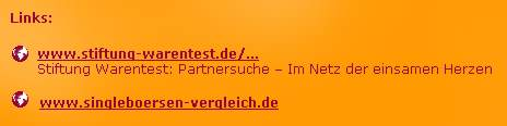 servicezeit online singlebörsen