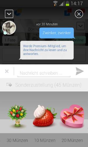 Freenet single de app
