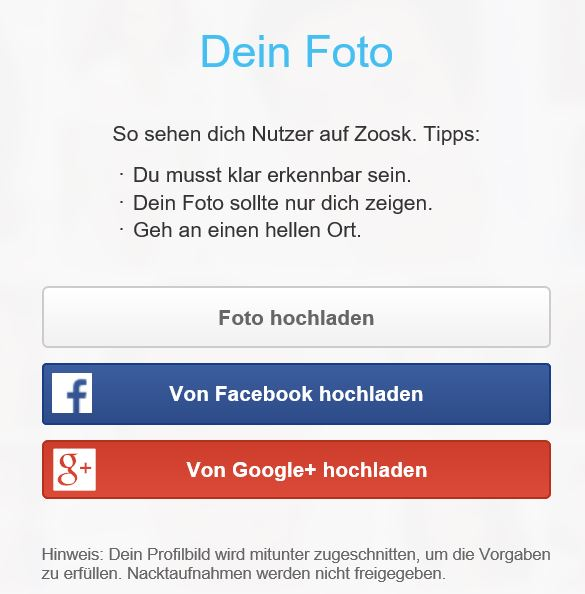 zoosk anmeldung facebook