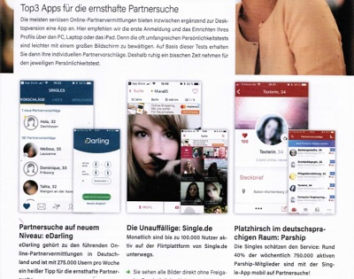 iPhone Tricks - die besten Dating Apps zur Partnersuche