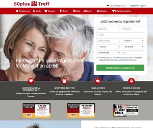 Gute geschichten über 50 plus online-dating