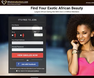 Afro single frauen