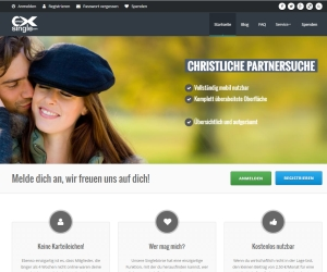 Christliche datingseiten