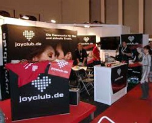 Messestand in Berlin