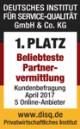Partnersuche parship » beste partnervermittlung disq 2020