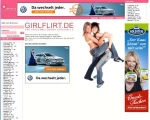 Screenshot Girlflirt.de