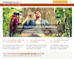 Screenshot hamburgerSingles.de