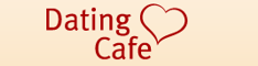 Screenshot DatingCafe.de - Logo