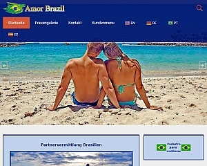 AmorBrazil.world Test