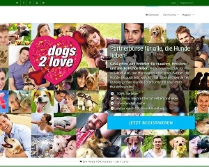 Screenshot dogs-2-love.com