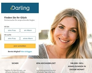 eDarling.de Test