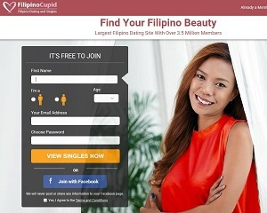 Screenshot Filipinocupid.com