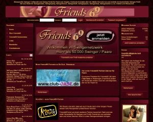 Friends69.com Test
