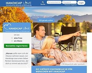 Partnersuche für Menschen mit Behinderung