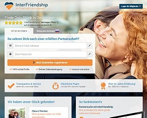 InterFriendship.de Test