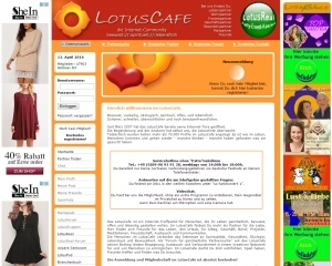 LotusCafe.de Test