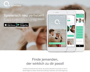 Lovequiz.de Test