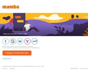 Kostenlose online-sites für dating-mamba